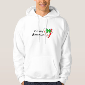 Candy Cane Holiday Sweetheart Shirt