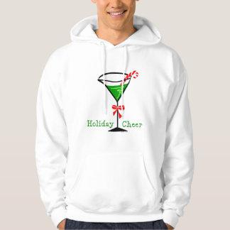Candy Cane Martini Pullover