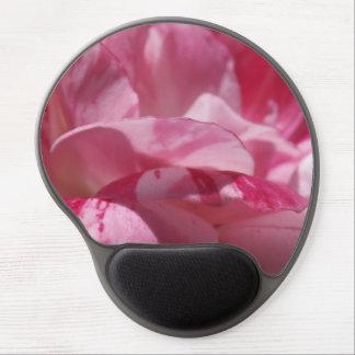 Candy Cane Petals Gel Mousepad