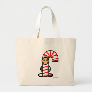Candy Cane (plain) Bags