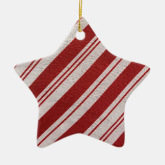 Candy Cane Stripe Christmas Ornament