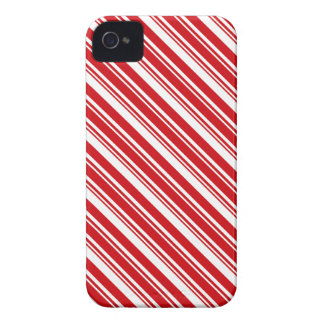 Candy Cane Stripes iPhone 4 Cover