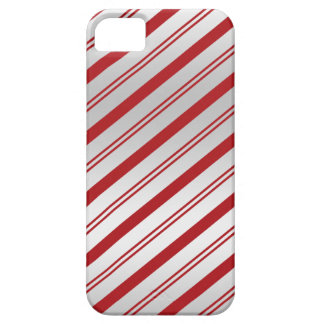 Candy Cane Stripes Case For The iPhone 5