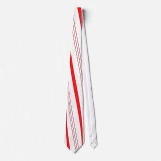 Candy Cane Stripes Tie