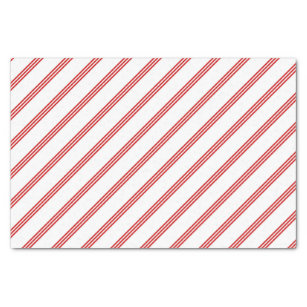 christmas candy cane stripes craft tissue paper zazzle co uk