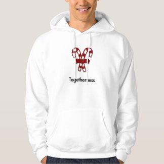 Candy Cane Togetherness Hoodie