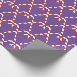 Candy Cane Wrapping Paper