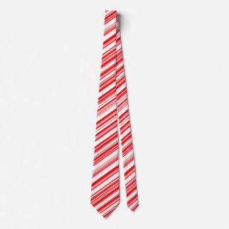 Candy Cane Yule Rule 4Jule Tie