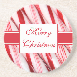 Candy Canes Coaster
