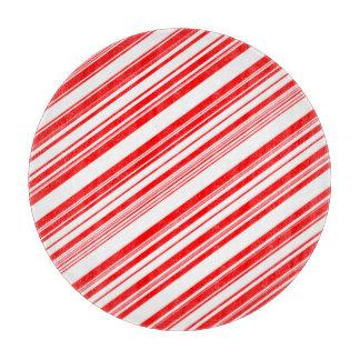 Candy Canes Festive 4Erin Cutting Board
