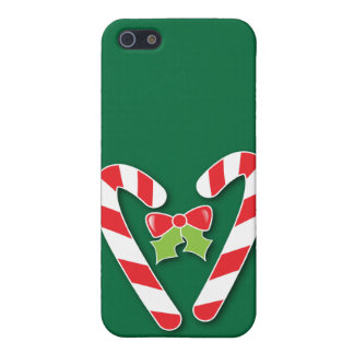 Candy Canes for Christmas iPhone 5 Cover