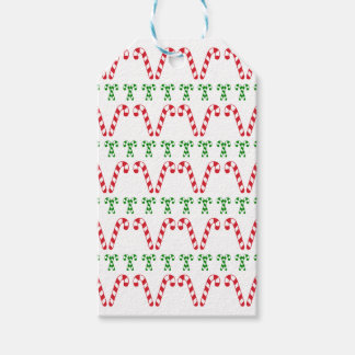 Candy Canes Gift Tag
