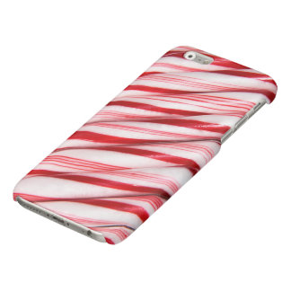 Candy Canes iPhone 6 Case iPhone 6 Plus Case
