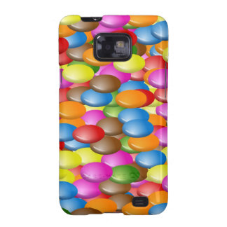 Candy Galaxy SII Cases