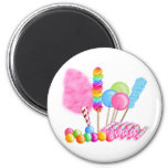 Candy Circus 6 Cm Round Magnet