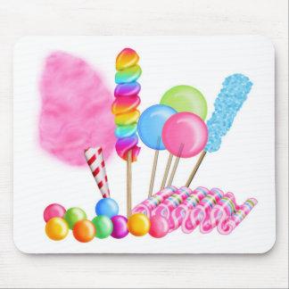 Candy Circus Mouse Mat