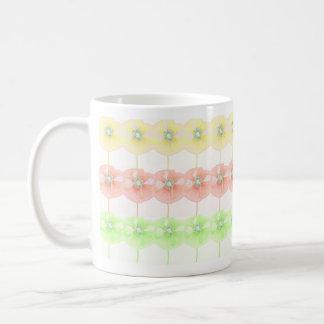Candy citrus poppies ... mug