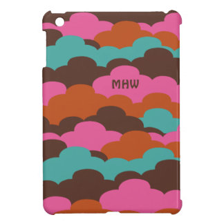 Candy Clouds custom monogram cases iPad Mini Cover