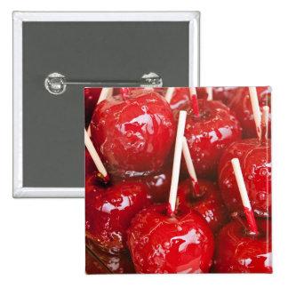 Candy coated fruit at the Stuttgart Beer Festiva 15 Cm Square Badge