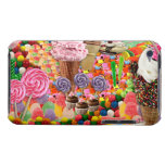 Candy Collage iPod Barely There Cover Barely There iPod Case