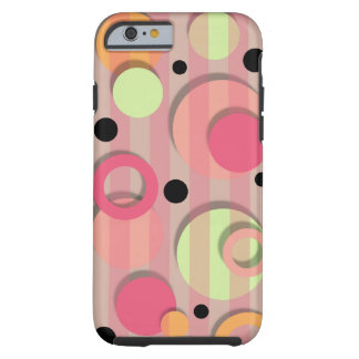 Candy Color Circles iPhone 6 case Tough iPhone 6 Case