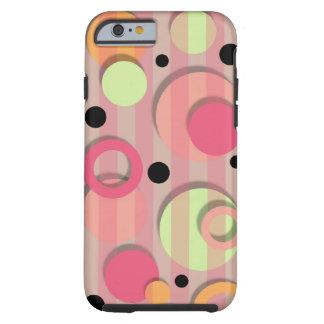 Candy Color Circles iPhone 6 case Tough iPhone 6 Case