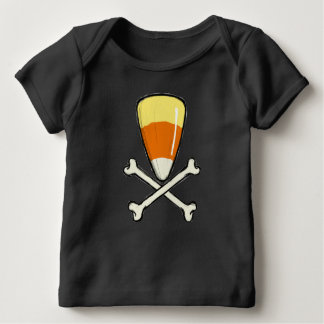 Candy Corn Baby T Tshirts