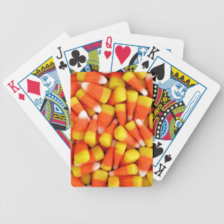 CANDY CORN BICYCLE PLAYING CARDS
