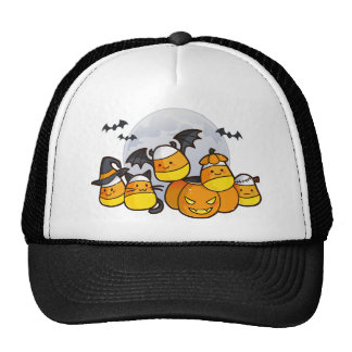Candy Corn Critters Hat
