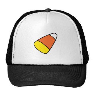 Candy Corn Halloween candy Trucker Hat