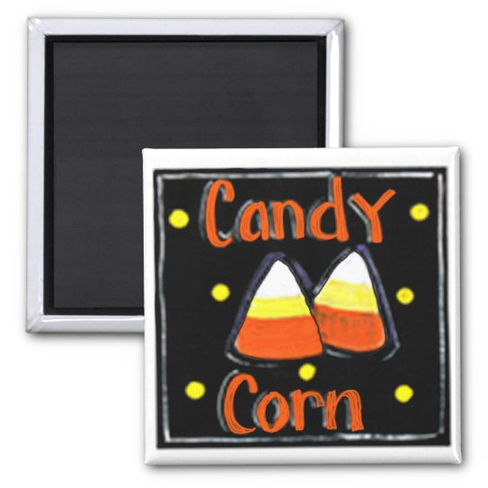 Candy-Corn Magnet
