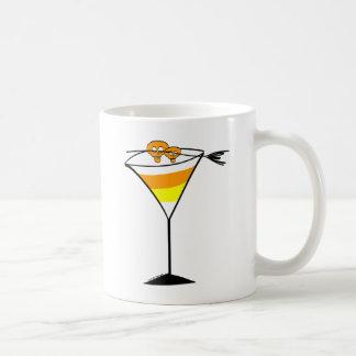 Candy Corn Martini Coffee Mugs