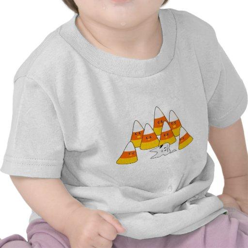 Candy Corn Mishap Shirt