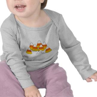Candy Corn Mishap T Shirt