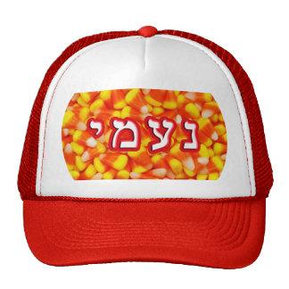 Candy Corn Noami Cap