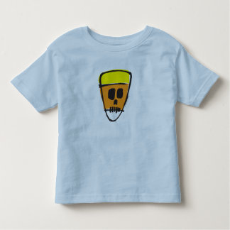 Candy Corn of Doom for Toddler Toddler T-Shirt