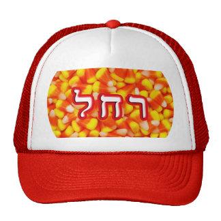 Candy Corn Rachel, Rachelle Cap