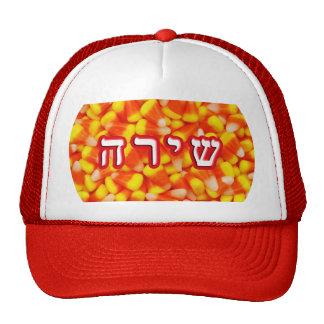 Candy Corn Shira, Shirah Cap