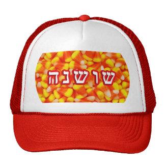 Candy Corn Shoshana, Shoshanah (Susan) Cap