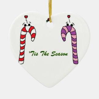 Candy Crush Xmas Christmas Ornament