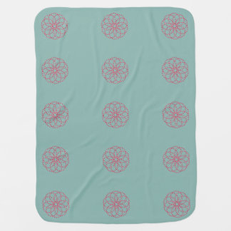 """""""CANDY CUTE"""" BABY BLANKET"""