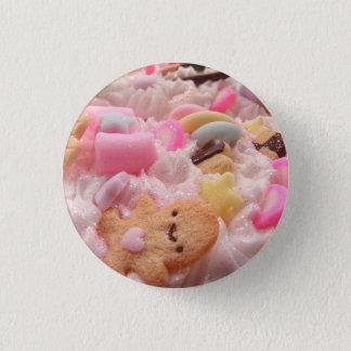 Candy Deco 3 Cm Round Badge
