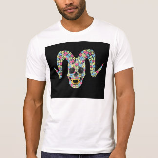 Candy Destroyed T-Shirt 100% Cotton