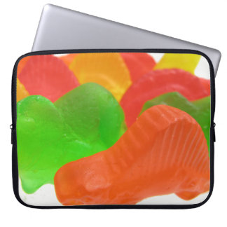 Candy Dinosaurs Laptop Sleeve