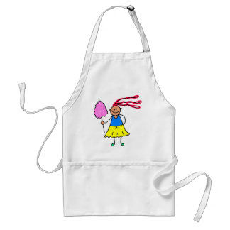 Candy Floss Kid Standard Apron