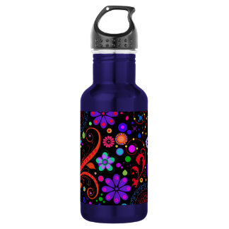 Candy Flowers Liberty 532 Ml Water Bottle