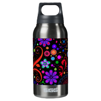 Candy Flowers Liberty Insulated Water Bottle