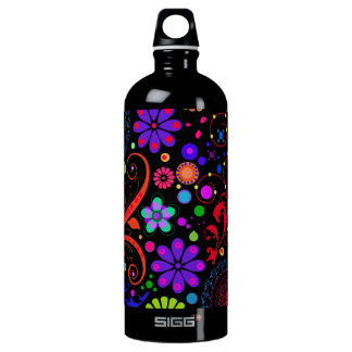 Candy Flowers Liberty SIGG Traveller 1.0L Water Bottle