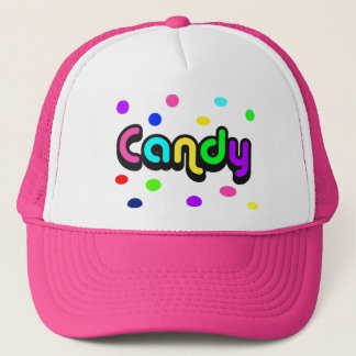 Candy-hat Trucker Hat