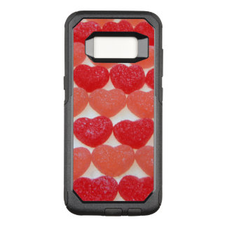 Candy Hearts In A Row OtterBox Commuter Samsung Galaxy S8 Case